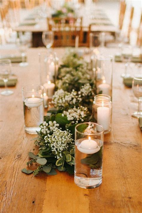 greenery for wedding centerpieces best 25 table centerpieces ideas on