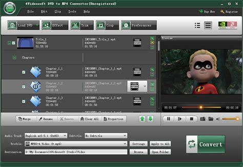 converter dvd to mp4 4videosoft dvd to mp4 converter convert dvd to general