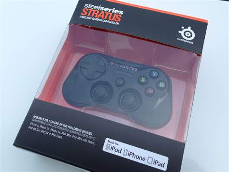 Fitbag Steelseries Wie New testbericht steelseries stratus wireless gaming controller newgadgets de