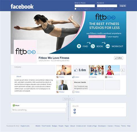 photo design facebook upmarket personable facebook design for fitboo by smart