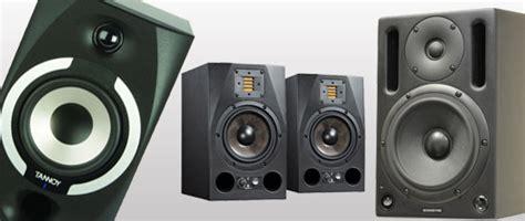 format audio paling bagus elementos b 225 sicos de un estudio de grabaci 243 n monitores