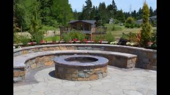 outdoor patio fireplace designs