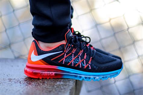 Sepatu Nike Airmax One Blue nike air max 2015 blue lagoon bright crimson sbd