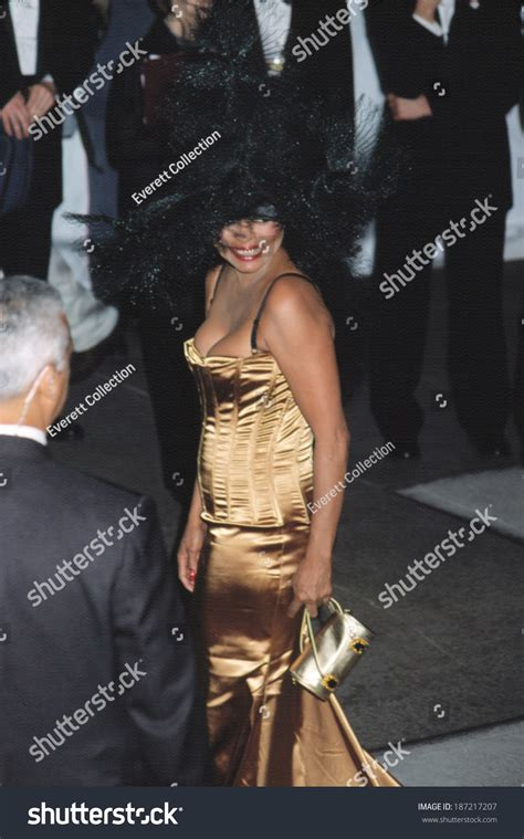 Diana Ross In Concert In Melbourne by Diana Ross At Metropolitan Museum Of Costume Institute