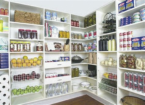 Best Pantry Shelving by Gorgeous Custom Closets Pantry Shelving Kitchen Decor