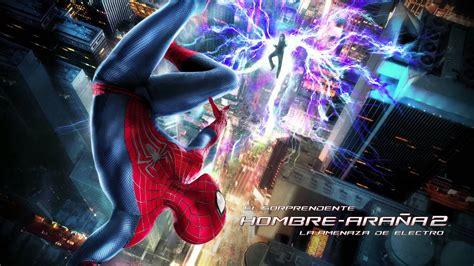 imagenes del sorprendente hombre araña poster 2 animado de el sorprendente hombre ara 209 a 2 la