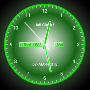 live themes java adi analogclock live wallpaper android apps on google play