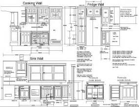 Kitchen Cabinet Floor Plans Kitchen Plans Pete Brown S 10rem Net