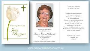 Prayer Cards For Funerals Template by Prayer Cards Funeral Quotes Quotesgram