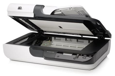 Hp Scanjet N6310 Document Flatbed Scanner Specifications