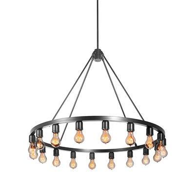 niche modern chandelier copy cat chic niche modern spark 36 chandelier