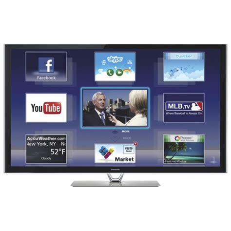 smart tv best buy panasonic 65 quot 1080p 600hz 3d plasma smart tv tcp65vt60