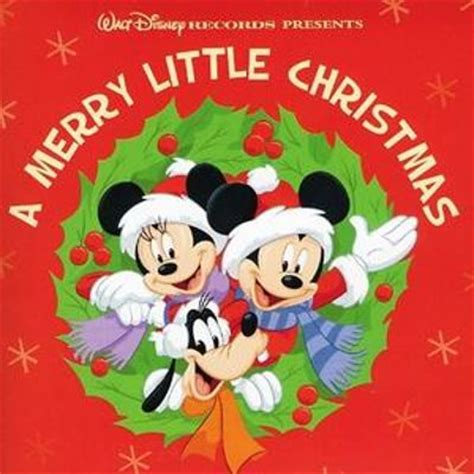 disney merry little christmas various artists songs