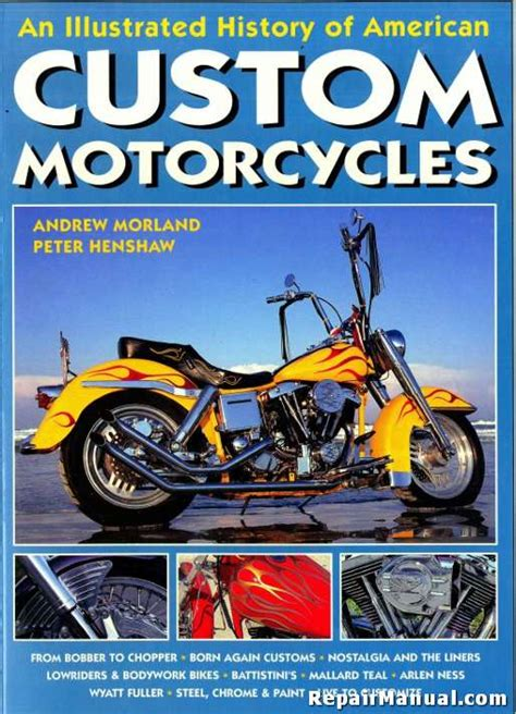 america s greatest library an illustrated history of the library of congress books an illustrated history of american custom motorcycles by