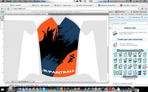 74 Blank Paintball Jersey Design Template Blank Paintball Design Template Jersey Paintball Jersey Template