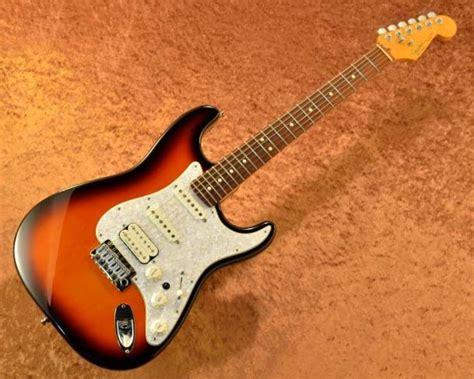 Fender Usa American Standard Stratocaster Hss fender usa american standard stratocaster hss 3color sunburst w e917 ebay