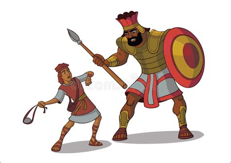 images of david and goliath simplistic pictures of david and goliath illustration