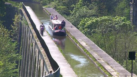 fishing boats for sale south wales uk chirk aqueduct wales may 25 canal boat on llangollen