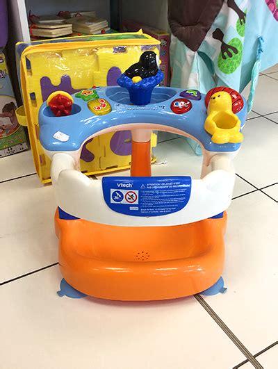 siege de bain bebe vtech si 232 ge de bain interactif vtech les p tites frimousses