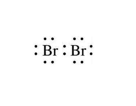 lewis dot diagram for bromine science in context document
