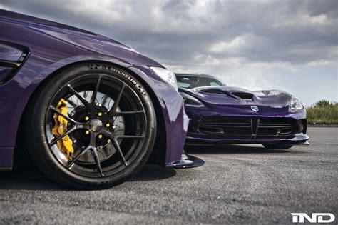 dodge m4 photoshoot ultraviolet purple bmw m4 meets stryker purple