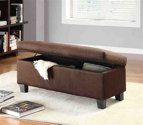 storage chair bench storage ottoman bench how to choose for a living room