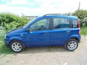 2005 Fiat Panda Fiat Panda 1 2 Dynamic 2005 Low Mileage Service History