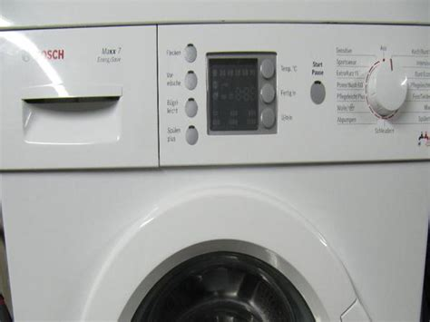 Waschmaschine Bosch Maxx 6 2354 by Waschmaschine Bosch Maxx 7 Energy Save In Oer Erkenschwick