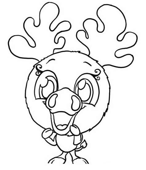 zoobles coloring pages24 coloring kids