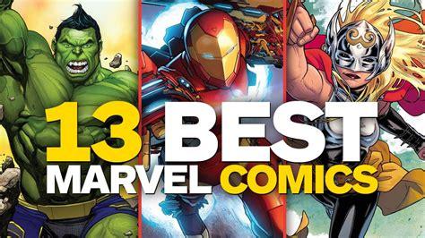 best marvel comics 13 best marvel comics you should be reading