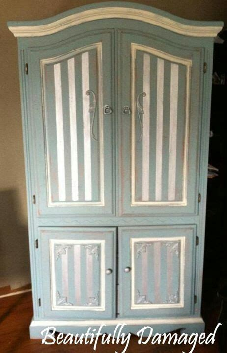 refurbished armoire wish list of projects