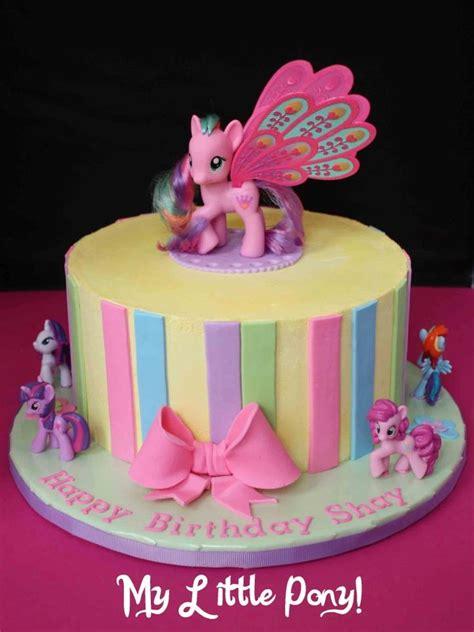 Pony Birthday Cake the greedy baker my pony birthday cake my pony birthday