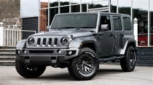 Jeep Kit Jeep Wrangler Gets Tuning Kit From Chelsea Truck Company