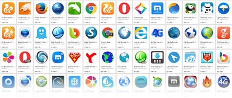 web browsers for android best android browser comparison 2015