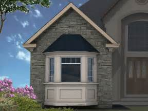 House With Bay Windows Pictures Designs Sight On Site The Official Of Mouldex Exterior Mouldings Bay Window Designs