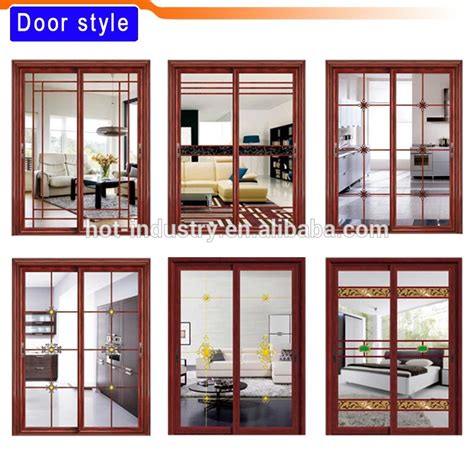 soundproof bathroom door ecological reinforced aluminum alloy frosted interior