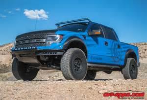 Ford Raptor Led Light Bar Kc Hilites Ford Raptor 50 Inch Flex Array Light Bar Install Road
