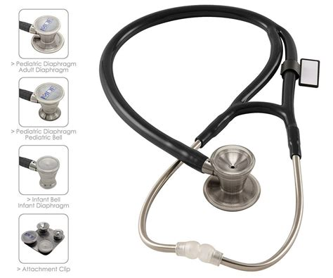 Stetoscope Dual Gc Premier mdf stethoscopes review are they the best littmann alternative