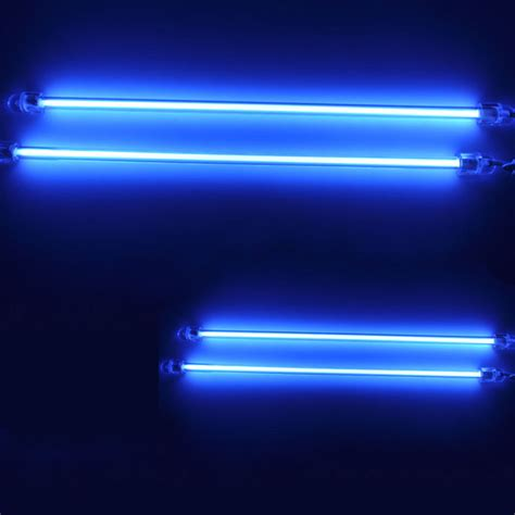 Underbody Lights by 4 Car Blue Undercar Underbody Neon Kit Lights Ccfl Cold Cathode 6 Quot 12 Quot Ebay