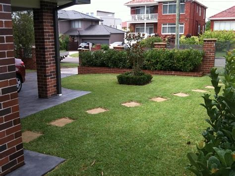 Australian Front Garden Ideas Before And After Garden Photos Landscaping Before And After