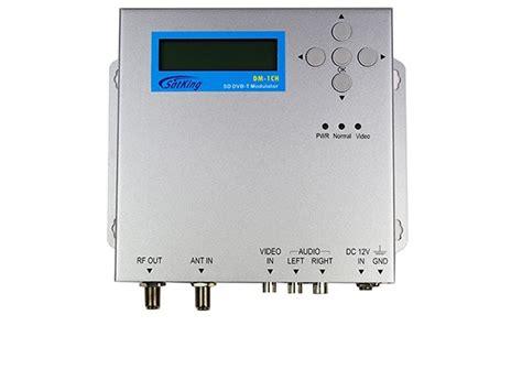 Modulator Tv Digital satking digital modulator dm 1ch