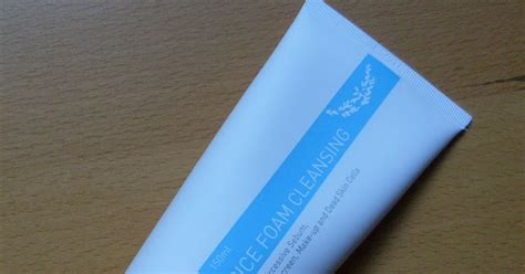 Skinmiso Rice Foam Cleansing 150ml the playground skinmiso rice foam cleansing review
