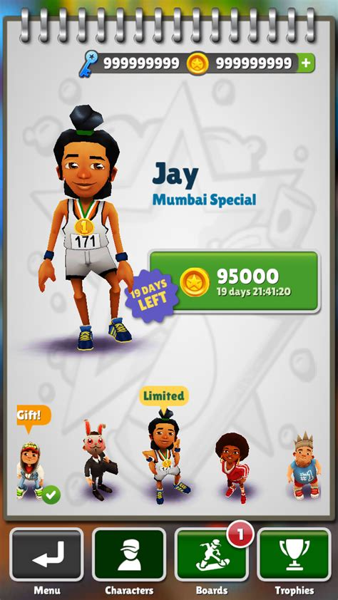 subway surfers hacked apk subway surfers hack apk zippy