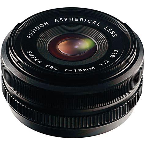 fujifilm 18mm f 2 0 xf r lens 16240743 b h photo