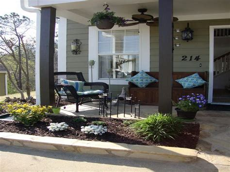 Small Ranch Home Decorating Ideas Relax Warm And Decorating Front Porch Ideas Midcityeast