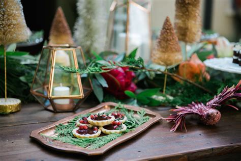 15 easy christmas table decorations ideas for decorating