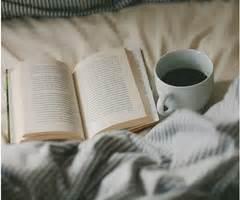 libro let it rain coffee pedacito de libro ahora en
