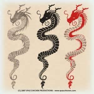 chicken foot tattoo design dragon tattoos design dragon tattoo by spazchicken this design good for lower back