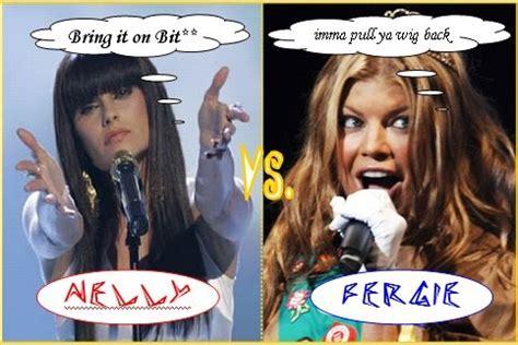 Nelly Furtado Fergie Issues by M U 167 Ic 174 Uz Yankee Ft Fergie Impacto Mv Mp3