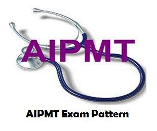 pattern of aipmt test aipmt 2017 exam pattern and syllabus getentrance com